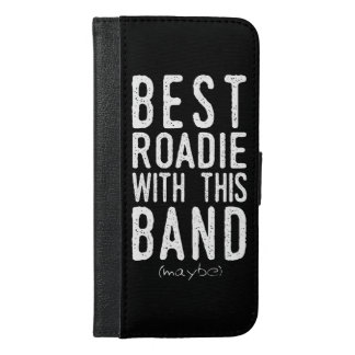 Best Roadie (maybe) (wht) iPhone 6/6s Plus Wallet Case