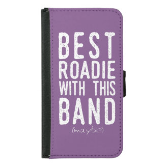 Best Roadie (maybe) (wht) Samsung Galaxy S5 Wallet Case