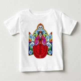Best Seller Sugar Skull Baby T-Shirt