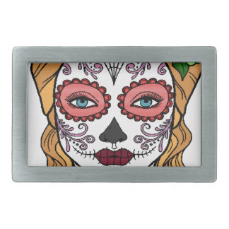 Best Seller Sugar Skull Belt Buckles