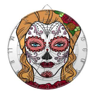 Best Seller Sugar Skull Dartboard