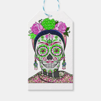 Best Seller Sugar Skull Gift Tags