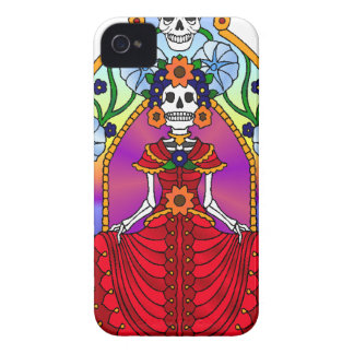 Best Seller Sugar Skull iPhone 4 Case-Mate Cases
