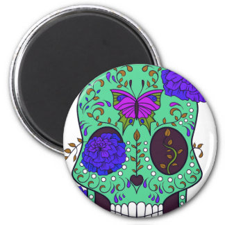 Best Seller Sugar Skull Magnet
