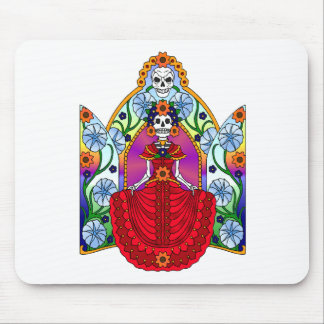 Best Seller Sugar Skull Mouse Pad