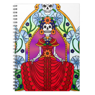 Best Seller Sugar Skull Notebook