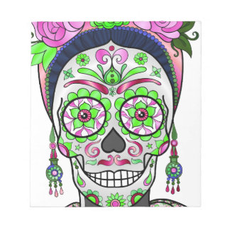 Best Seller Sugar Skull Notepad
