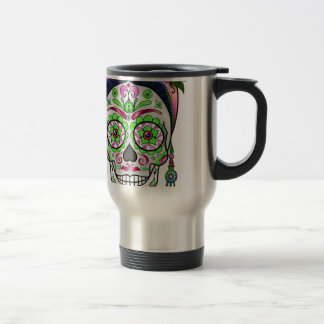 Best Seller Sugar Skull Travel Mug