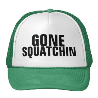 Best Selling Bobo's GONE SQUATCHIN Hat (Low Price)