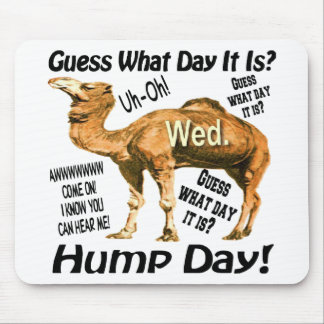 Best Selling Hump Day Camel Mouse Pad