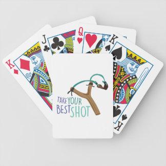 Best Shot Poker Deck