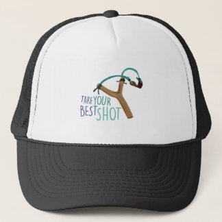 Best Shot Trucker Hat