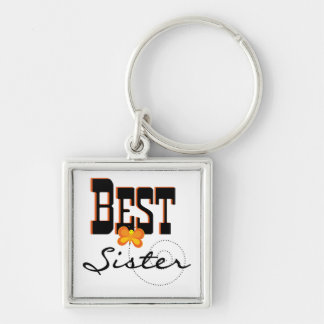 Best Sister Butterfly Gifts Key Chains