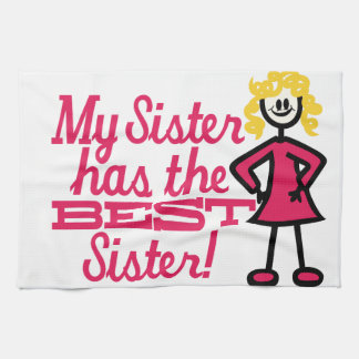 Best Sister Kitchen Towel