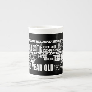 Best Sixty Five Year Olds : Greatest 65 Year Old Porcelain Mugs