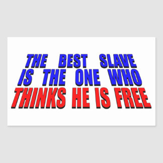 Best Slave Sticker