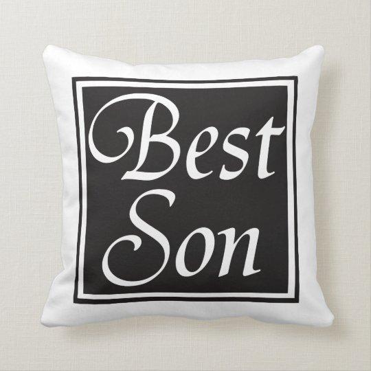 Best Son Throw Pillow