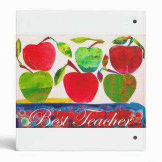 Best Teacher Binder