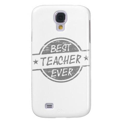Best Teacher Ever Gray HTC Vivid Case