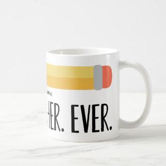 Best Teacher Ever | Personalized Gift Mug