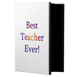 Best Teacher Ever Powis iPad Air 2 Case