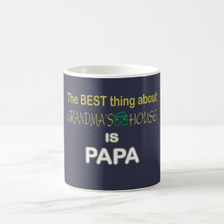 Best Thing Is PAPA Coffee Mug