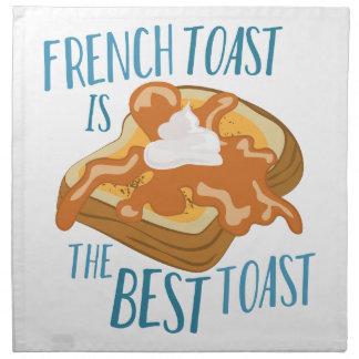 Best Toast Napkin