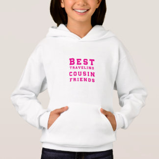 Best traveling cousin friends - pink