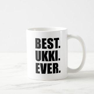 Best Ukki Ever Mug