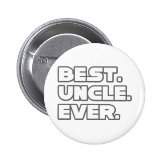 Best Uncle Ever Pins