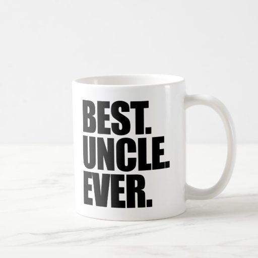Best Uncle Ever Coffee Mug