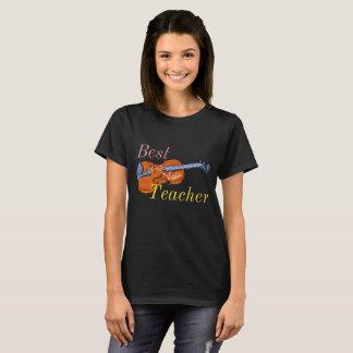 Best Violin Teacher T-Shirt
