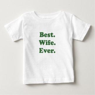 Best Wife Ever Tee Shirt