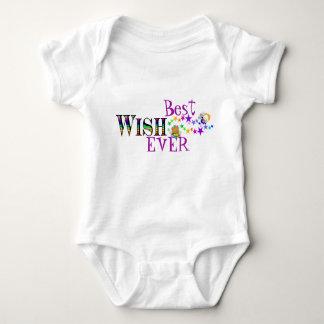 Best Wish Ever Baby Bodysuit