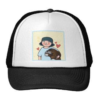 bestest_Fwend2 Trucker Hat