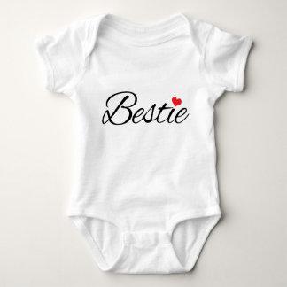 Bestie Baby Love Baby Bodysuit