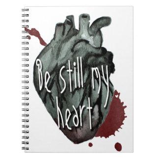 bestillmyheart note book