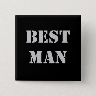 BestMan 2 Inch Square Button