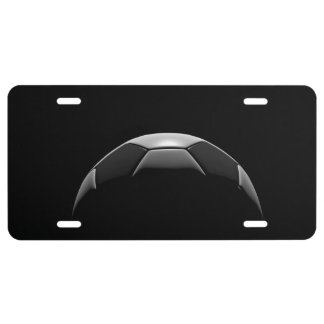 Bestselling 3d Themed License Plate