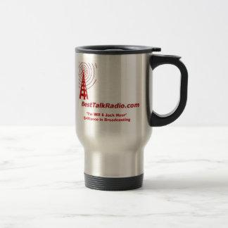 BestTalkRadio.com Travel Mug