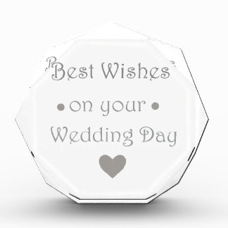 Bestwishes wedding day