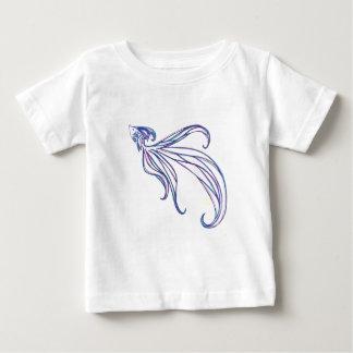 Beta Fish Baby T-Shirt