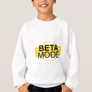 Beta mode sweatshirt