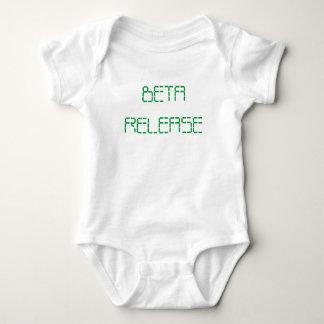 Beta Release Baby Bodysuit