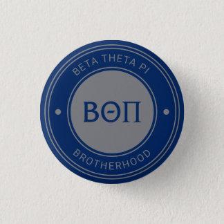 Beta Theta Pi | Badge 1 Inch Round Button