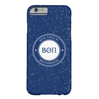 Beta Theta Pi | Badge Barely There iPhone 6 Case