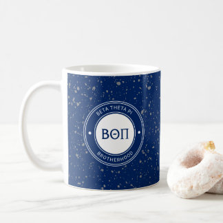 Beta Theta Pi | Badge Coffee Mug