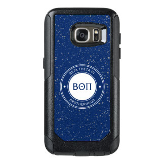Beta Theta Pi | Badge OtterBox Samsung Galaxy S7 Case