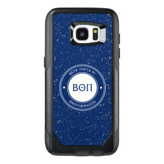 Beta Theta Pi | Badge OtterBox Samsung Galaxy S7 Edge Case