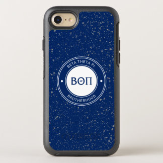 Beta Theta Pi | Badge OtterBox Symmetry iPhone 8/7 Case